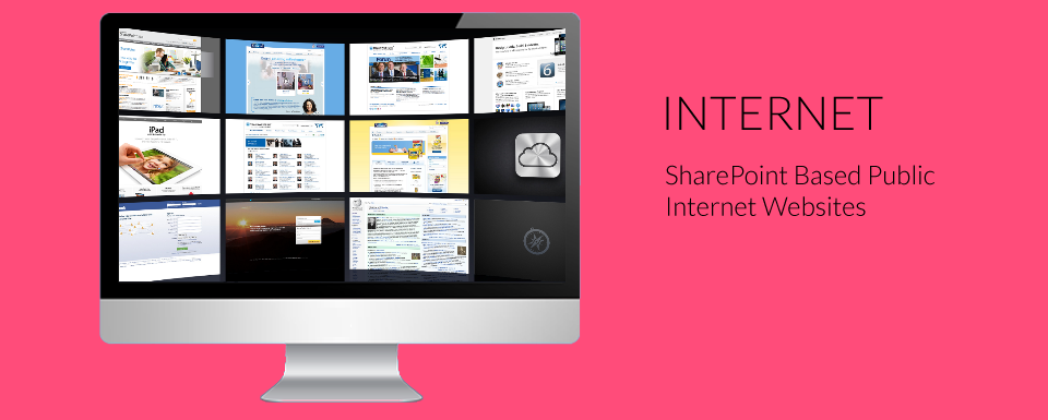 SharePoint Based Public Internet Websites